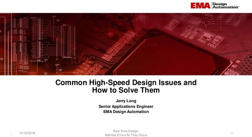 Common High-Speed PCB Design Issues and How to Solve Them