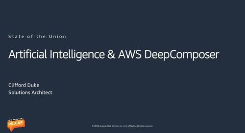 AI & AWS DeepComposer