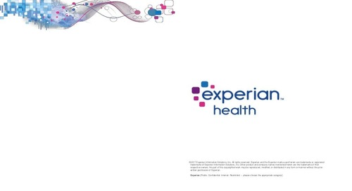 Experian Health: Moving Universal Identity Manager from ANSI SQL to MongoDB