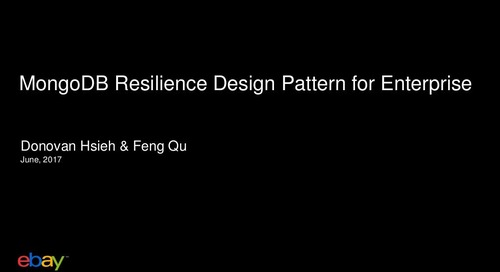 Practical Design Patterns for Building Applications Resilient to Infrastructure Failure