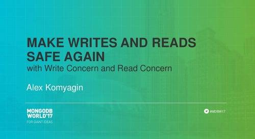 Make Writes and Reads Safe Again