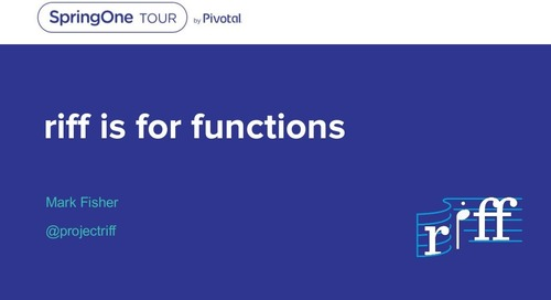 Riff is for Functions - Mark Fisher