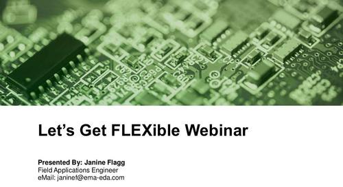 Let's Get Flexible: Expert Tips for Designing Flex PCBs