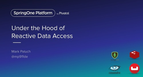 Under the Hood of Reactive Data Access (2/2)