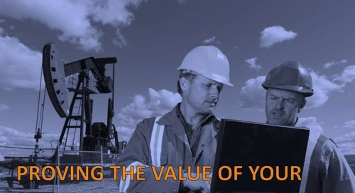 Proving the Value of your Safety Programs