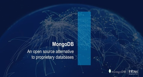 Scaling Database Modernisation with MongoDB - Infosys