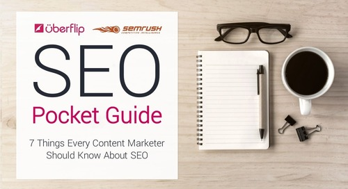 SEO Pocket Guide: 7 Things Every Content Marketer Should Know About SEO