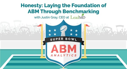 ABM Analytics Super Bowl 4: Up Your Game: Activating Your ABM Content to Measure Account Engagement
