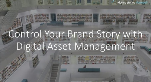 Control Your Brand with Skyword Digital Asset Manager