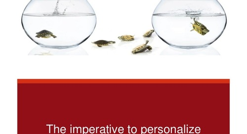 [Webinar] Three Ways to Scale ABM Success with Personalization | Slides