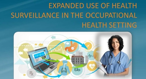 Managing Employee Wellness using Occupational Health Surveillance