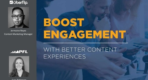 Boost Engagement with Better Content Experiences