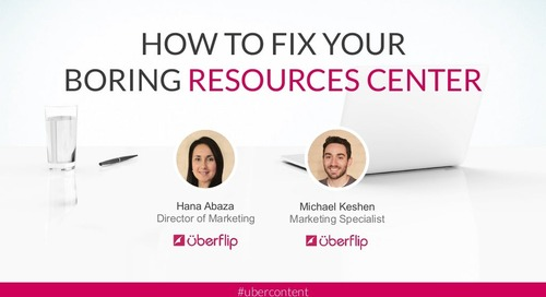 How To Fix Your Broken Resources Center