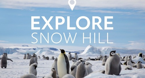 Explore Snow Hill | Quark Expeditions
