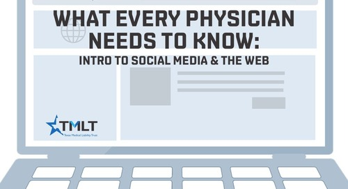 Social Media and the Web