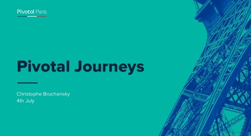 Pivotal Journeys