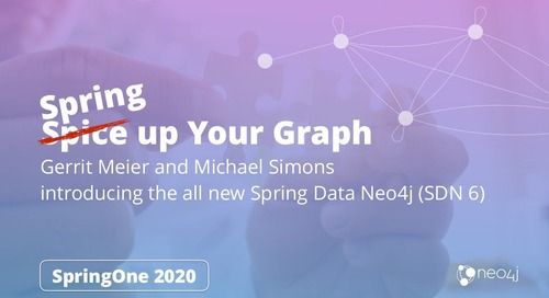 Spring Up Your Graph