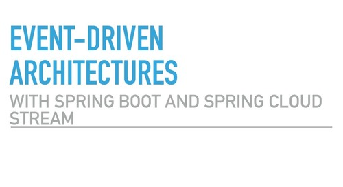 Cloud Event Driven Architectures with Spring Cloud Stream 2.0 by Jakub Pilimon