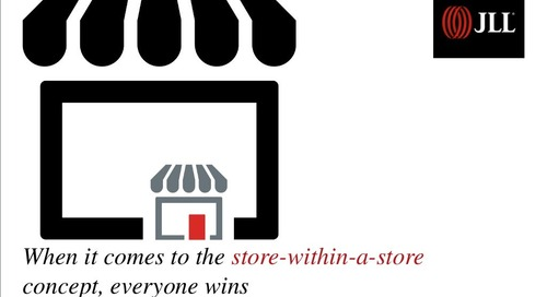 When it comes to the store-within-a-store concept, everyone wins