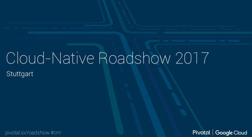 Stuttgart Cloud-Native Roadshow Microservices