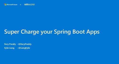 Supercharge Your Spring Boot Apps!