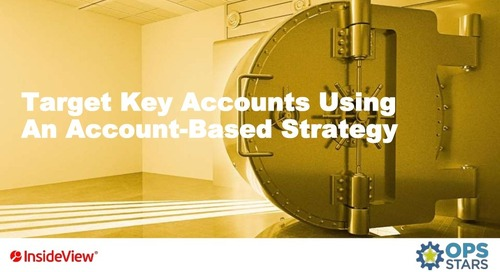 Target Accounts Using an Account-Based Strategy