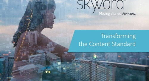 Transforming the Content Standard by Skyword