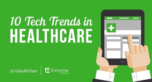 10 Tech Trends in Healthcare