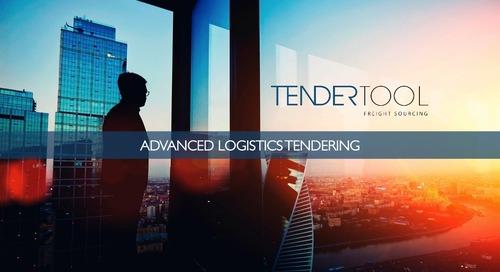 TenderTool advanced logistics sourcing