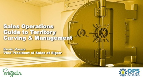 Sales Operations Guide to Territory Carving and Management