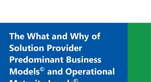 The What and Why of PBM and OML