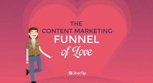 The Content Marketing Funnel of Love