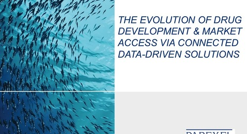 The Evolution of Drug Development and Market Access via Connected Data-Driven Solutions