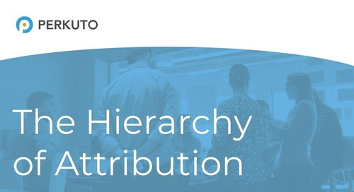 The Hierarchy of Attribution - Slide Deck