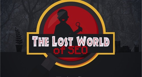 The Lost World of SEO