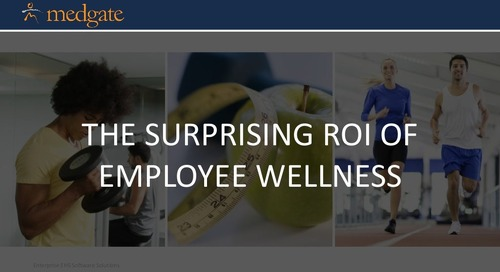 The Surprising ROI of Employee Wellness