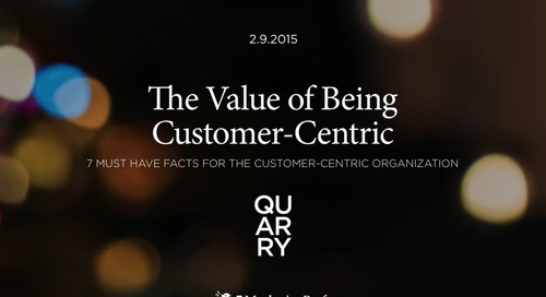 The Value of Being Customer-Centric (7 Facts)
