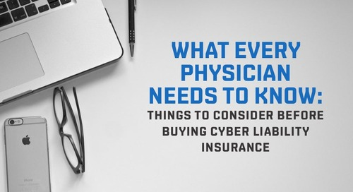Things to consider before buying cyber liability insurance