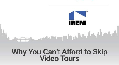 Why You Can't Afford to Skip Video Tours (Property Management Industry)