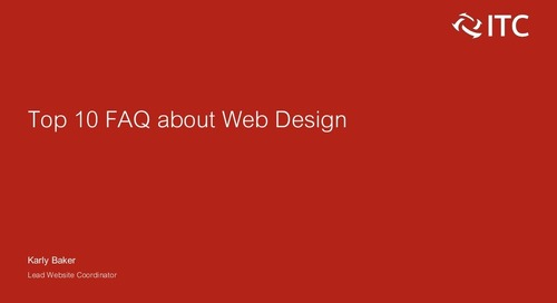 Answering Your Top 10 FAQs About Insurance Website Design