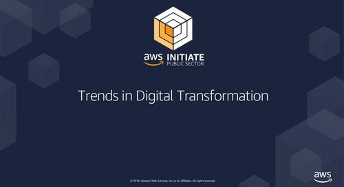 Trends in Digital Transformation