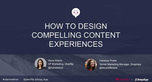 How to Design Compelling Content Experiences