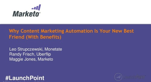 Why Content Marketing Automation Is Your New Best Friend (With Benefits)