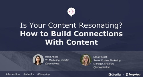 Is Your Content Resonating? How to  Build Connections With Content
