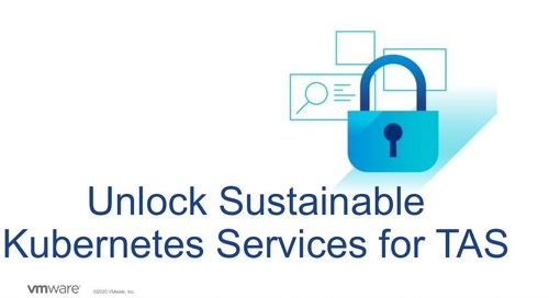 Unlock Sustainable Kubernetes Services for TAS