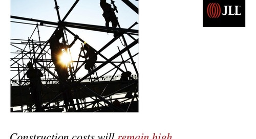 U.S. construction trends and outlook (Q1 2015)