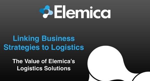 "reveal2014 Logistics Breakout – Cindi Hane, Elemica: ""Linking Business Strategies to Logistics"""