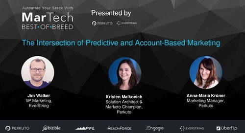 The Intersection of Predictive and Account-Based Marketing