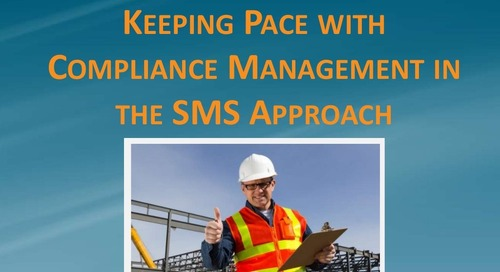Tips for Compliance with Safety and Environmental Regulations