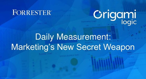 Daily Measurement: Marketing's New Secret Weapon
